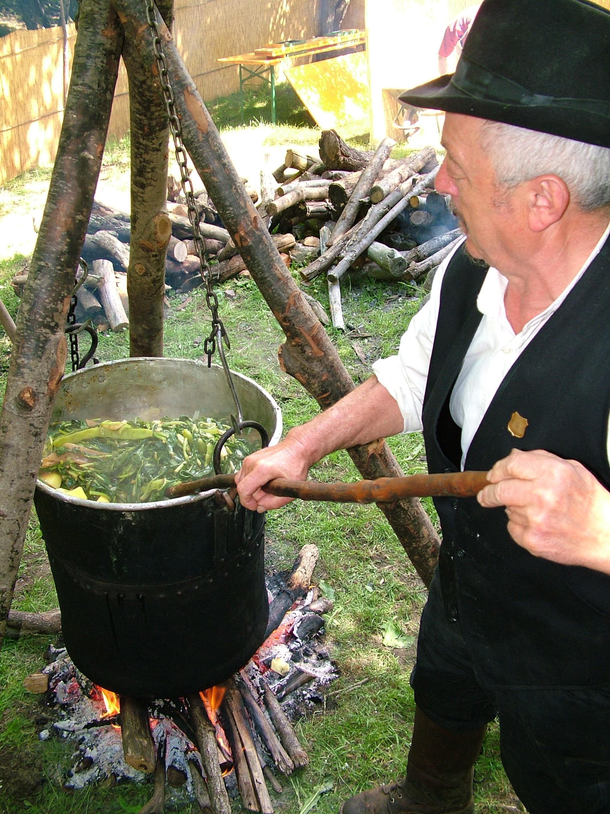 acquacotta-butteri-buttero-cucina-fuoco