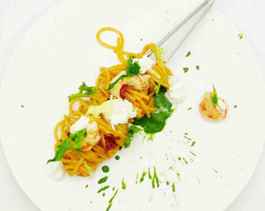 spaghetti-cime-rapa-gamberi-ricetta